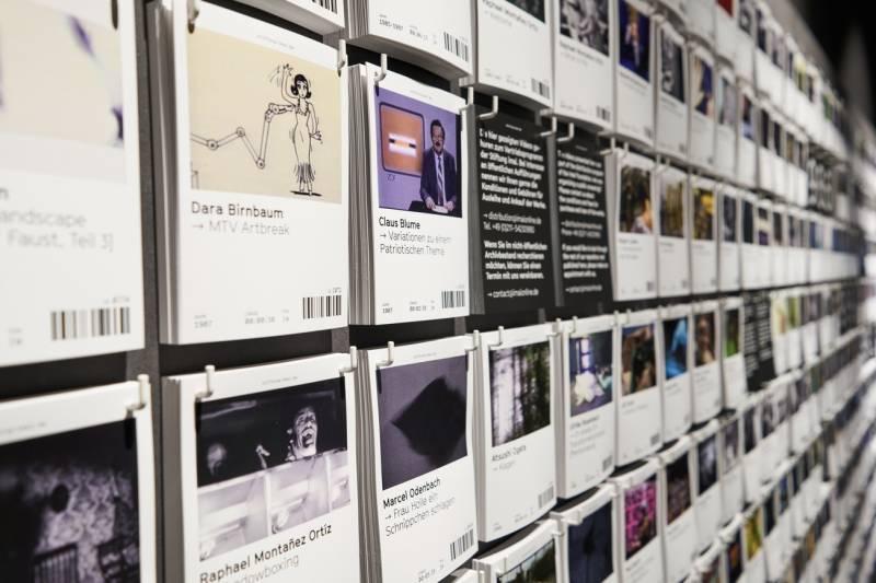nexd | Videolounge × NRW Forum