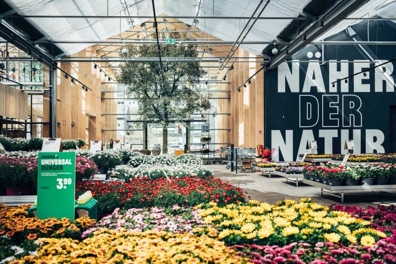 nexd | Naturgartencenter Kremer