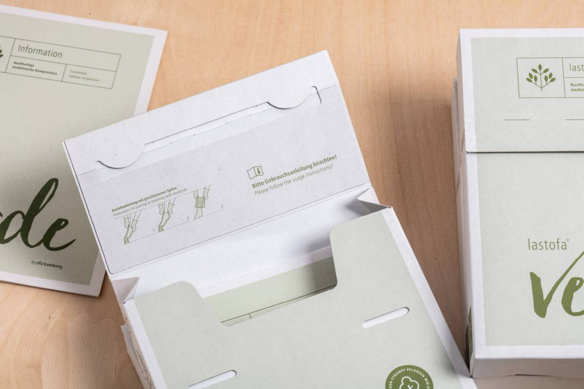 nexd | Lastofa Verde Packaging