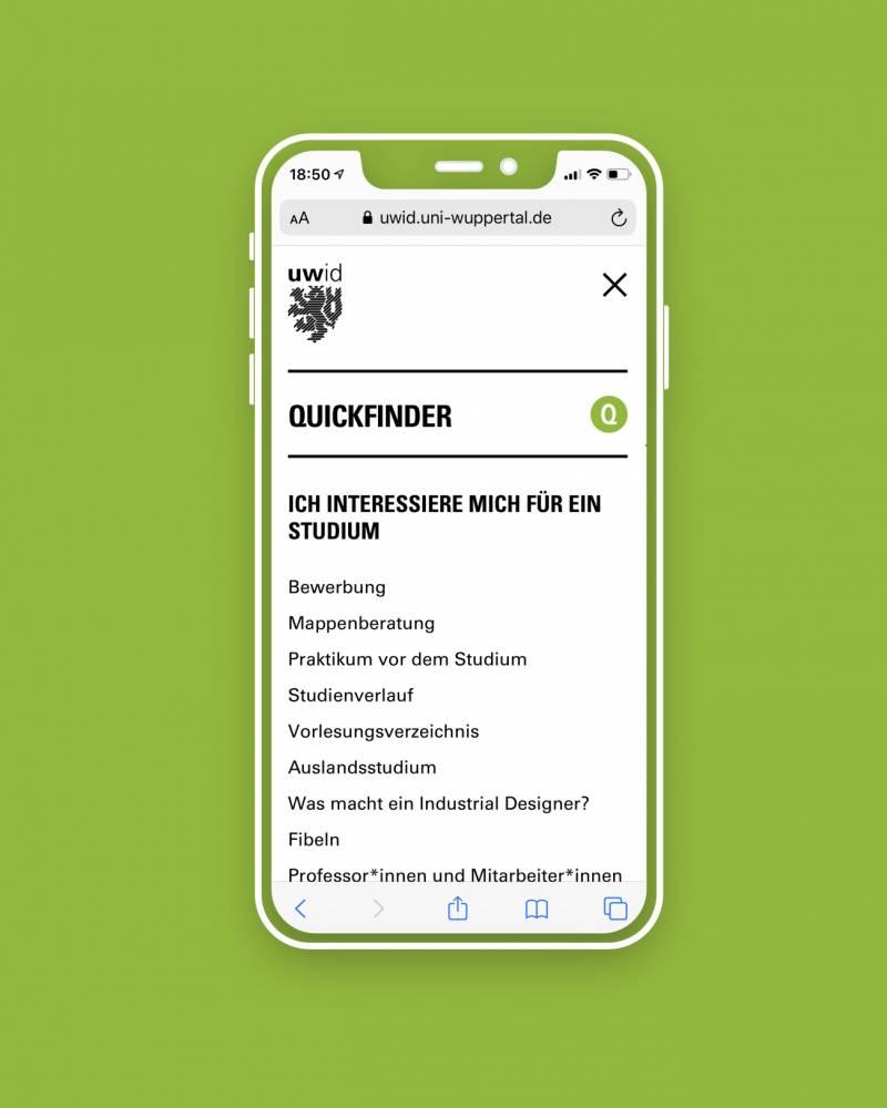 nexd | Uni Wuppertal ID